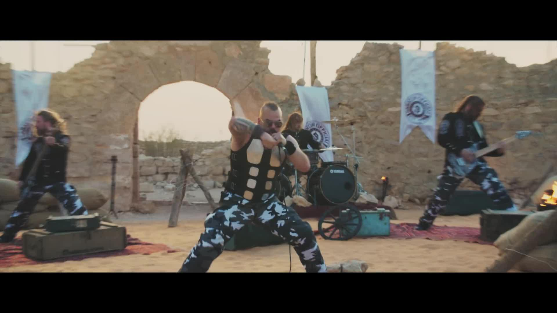 Sabaton - Seven Pillars Of Wisdom